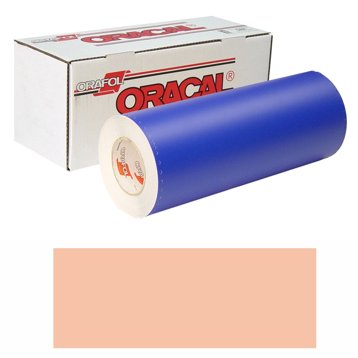 ORACAL 8300 15In X 50Yd 089 Salmon Pink