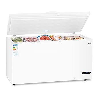 Royal Catering Congelador Profesional Arcón RCFZ-459+ (Fabricado ...