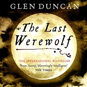 The Last Werewolf Audiobook