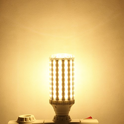 Light E27 Blub Lampe Maïs 30w Liqoo® 3000 Ampoule Led 30 Watts Spot Yb6gvf7y
