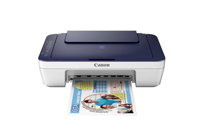 Canon Pixma E477 All-in-One Wireless Ink Efficient Colour Printer