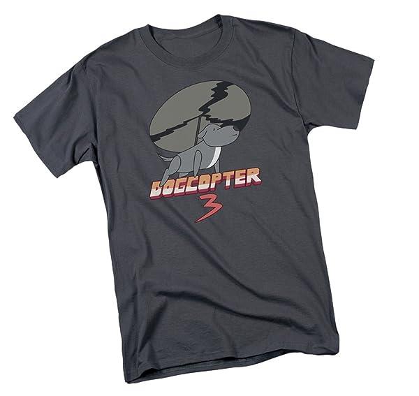 Dogcopter 3 -- Steven Universe Adult T-shirt