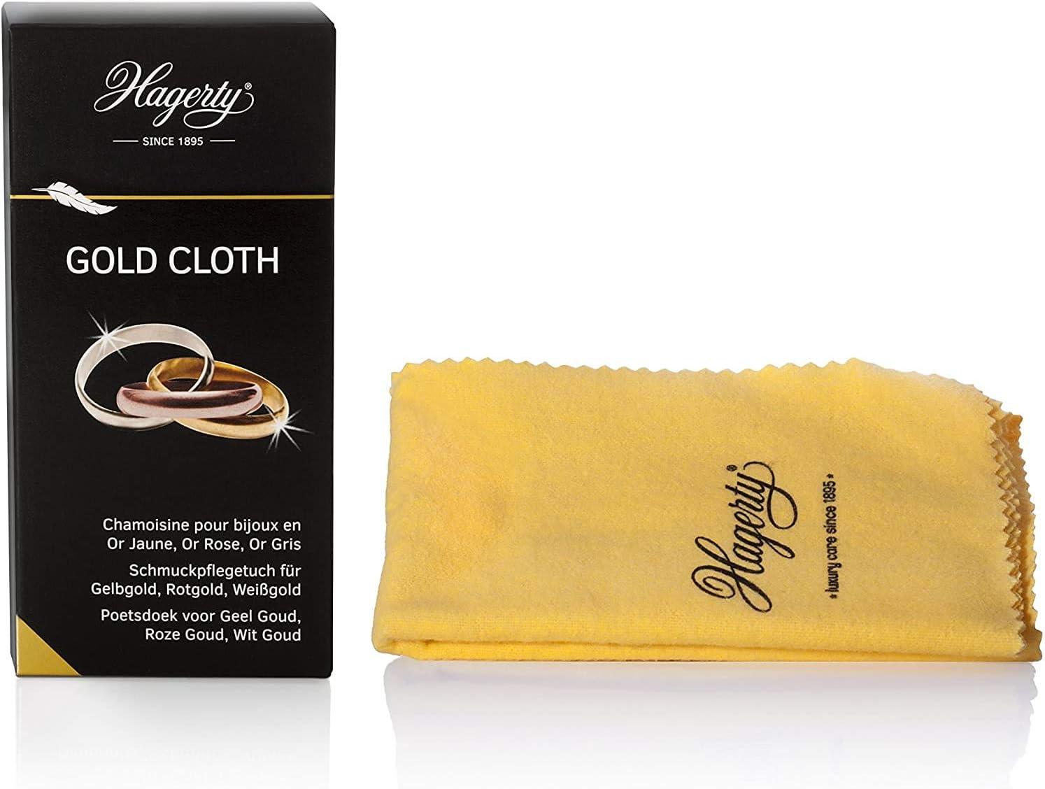 Hagerty Gold Cloth Limpieza para el Hogar