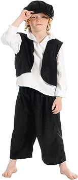 Bert - Disfraz de campesino infantil: Amazon.es: Juguetes y juegos