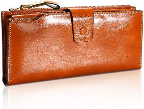 Femmes Joli Portefeuille Monnaie Sac étui en cuir deux volets portable porte-carte sac à main nouveau