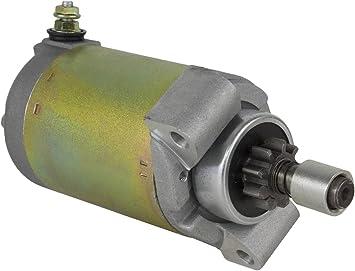 Amazon.com: New Motor de arranque Fits John Deere GX75 para ...