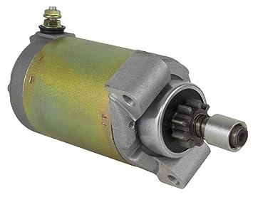 NUEVO Motor de arranque para John Deere GX75 para cortacésped RX75 SRX75 SX75 130 Kawasaki 211632068