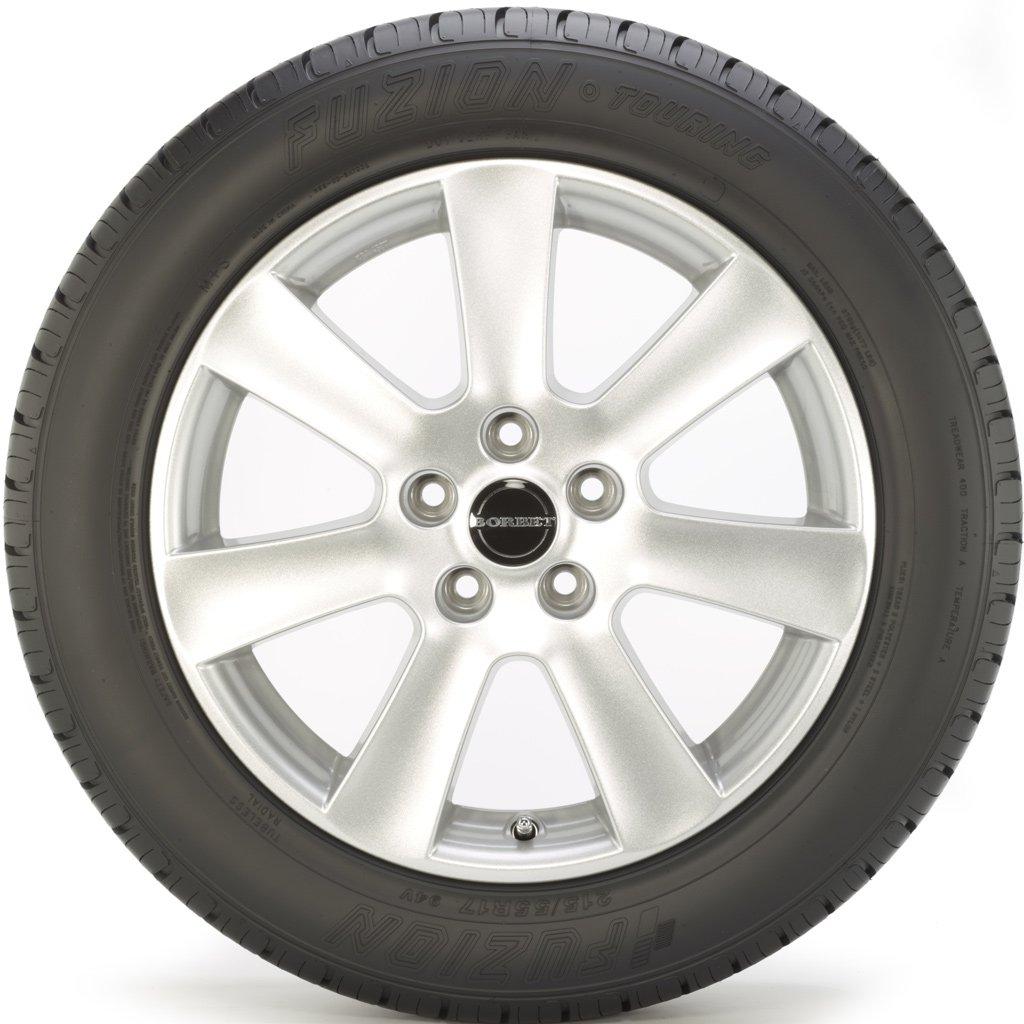 225//60-15 Fuzion Touring All Season Touring Tire 400AA 96H 2256015