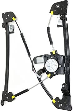 SUNROAD Power Window Lift Regulator with Motor Assembly Front Right Passenger Replacement fit for 2004 2005 2006 2007 2008 Ford F-150