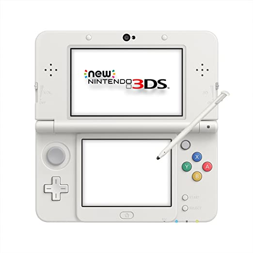 Amazon.com: New Nintendo 3DS - White [Japan Import]: Video Games