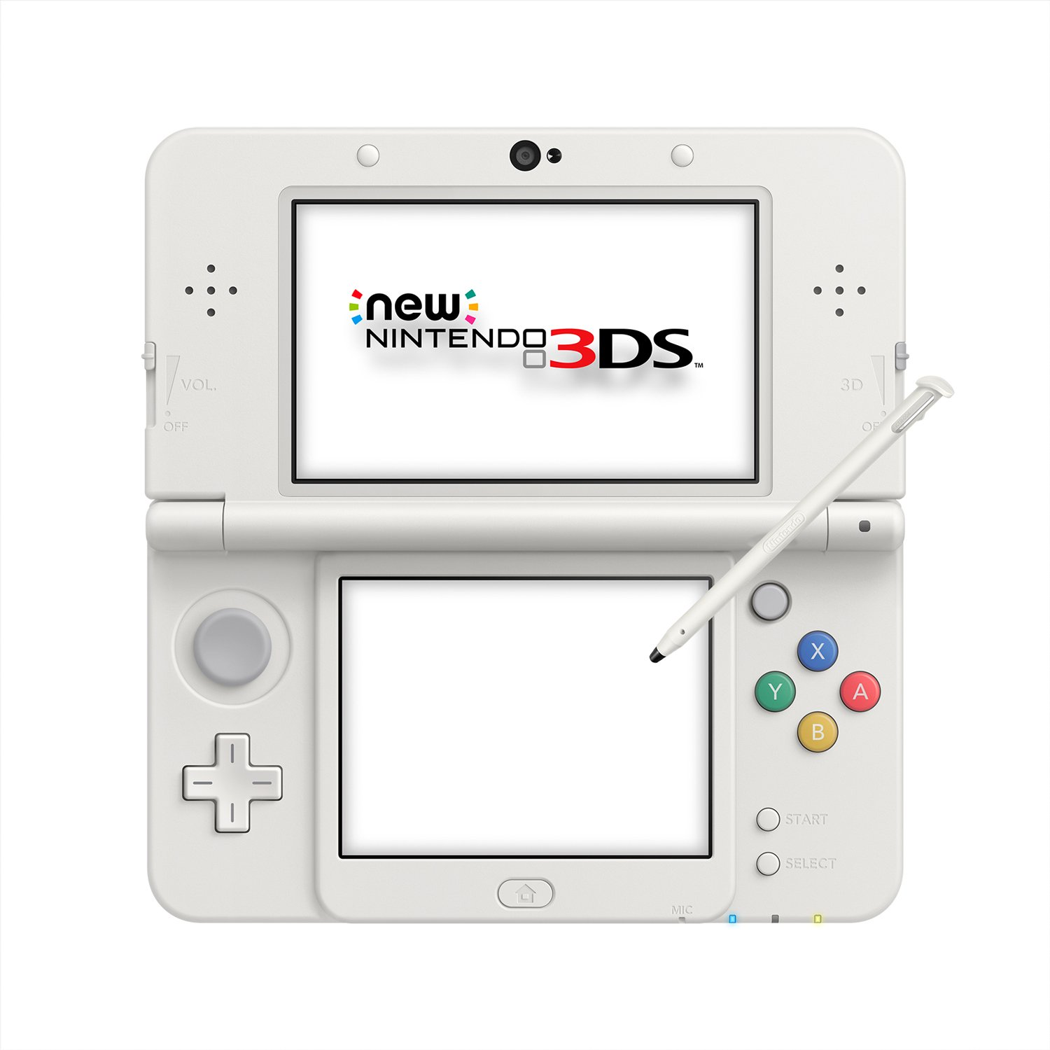 New Nintendo 3DS - White [Japan Import] by Nintendo