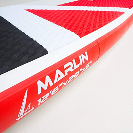 AAD Marlin - Juego de Tabla de Paddle Surf Hinchable (15 cm de ...