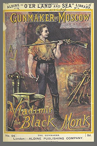 Journal Vintage Penny Dreadful Book Cover Reproduction Vladimir The Black Monk: (Notebook, Diary, Blank Book) (Vintage Journals Notebooks Diaries) pdf epub