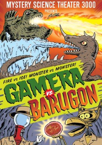 Mystery Science Theater 3000: Gamera vs. Barugon