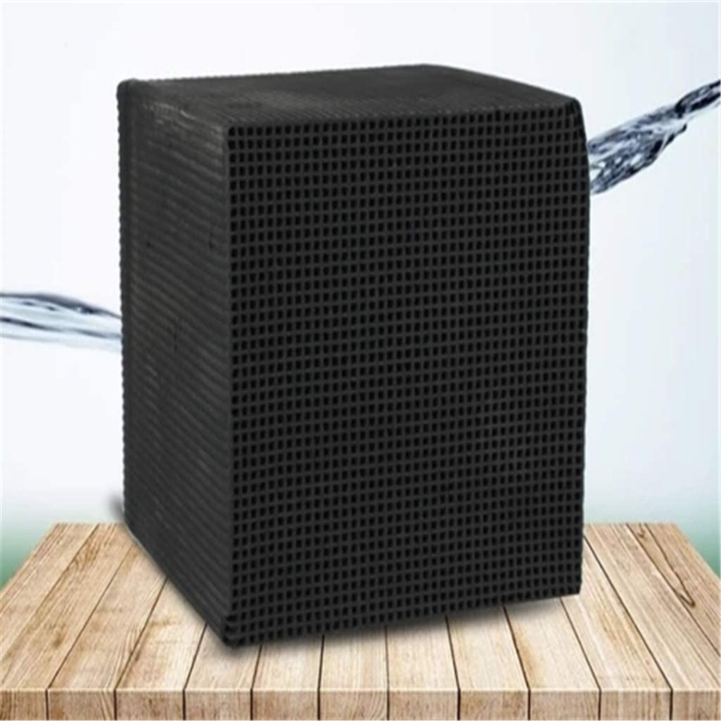 SDBXA Eco-Aquarium Water Purifier Cube Water Cleaning Filter Activated Carbon Filter 2PCS 10 * 10 * 5CM