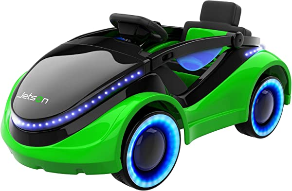 Jetson Moby Electric Ride On