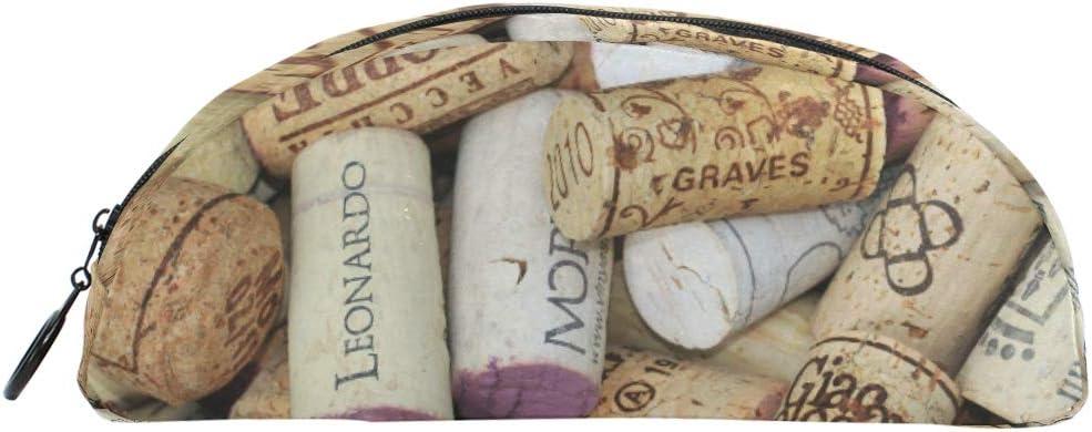 FANTAZIO - Estuche para lápices de vino con diseño de corcho: Amazon.es: Oficina y papelería