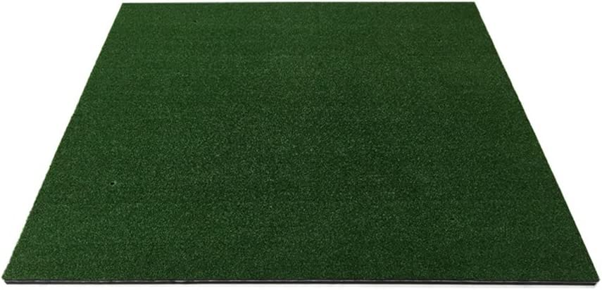 WJ ゴルフマット- ゴルフスイングブローマット屋外練習ブランケット150×150cm /-/