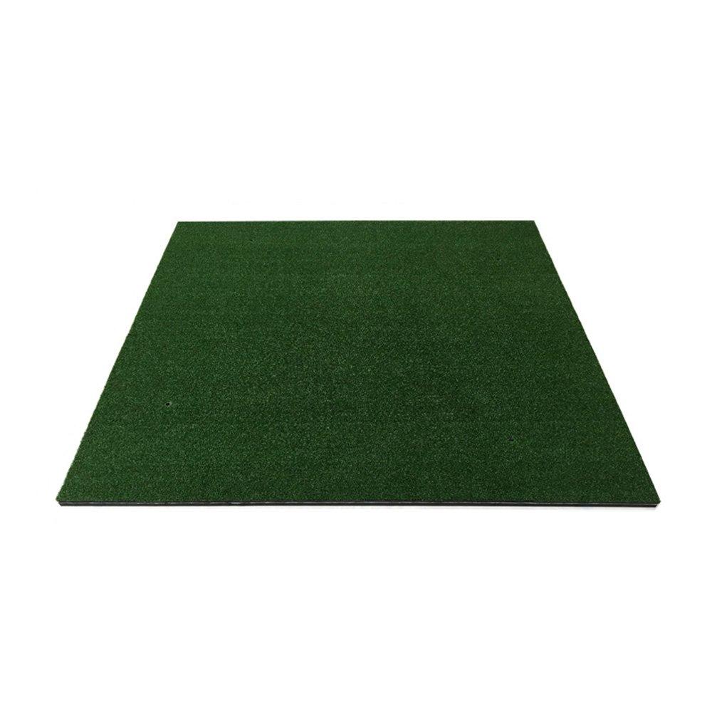 ゴルフスイングブローマット屋外練習ブランケット150×150cm   B07DRHRJFL
