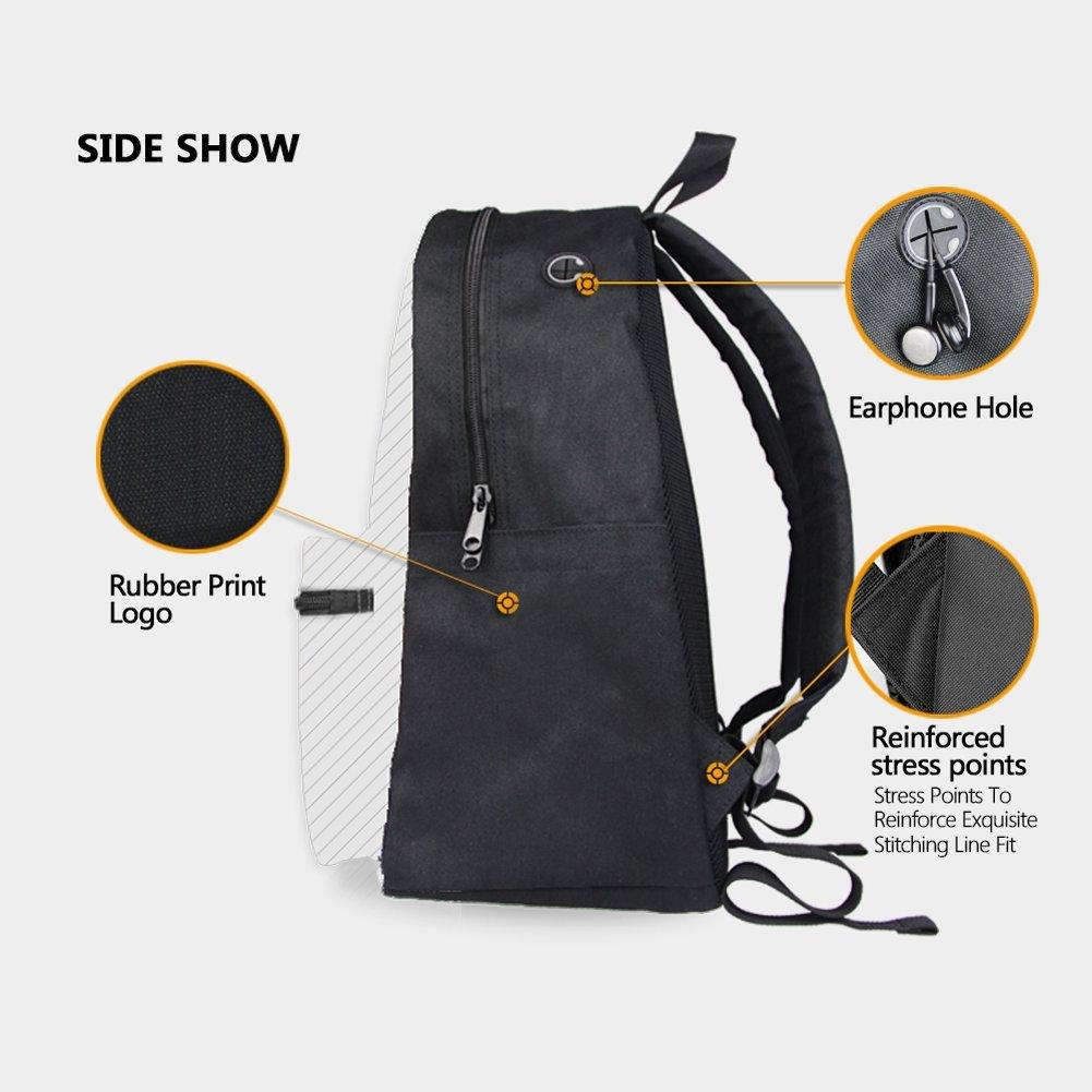 HUGS IDEA 3D Shark Backpack Set Boys Blue School Book Bag Lunch Bags Pencil Case 3 in 1 by HUGS IDEA (Image #6)