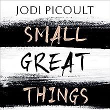 Small Great Things Audiobook by Jodi Picoult Narrated by Noma Dumezweni, Jeff Harding, Jennifer Woodward