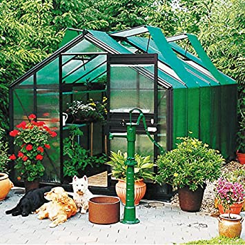 Schattiermatte 60 X 550 Cm Fur Gewachshaus Amazon De Garten