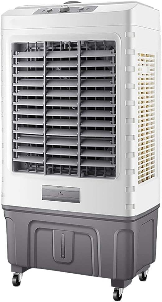Ventilador de Aire Frío Industrial/Comercial del Purificador del Circulador de Aire por Evaporación con 3 Velocidades Tipo de Ajuste de 3 Vientos (Color : B): Amazon.es: Hogar
