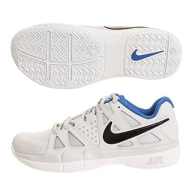 Aftertaste Men's Nike Air Vapor Advantage Shoes Size 9.5 White Training Sneakers 839235