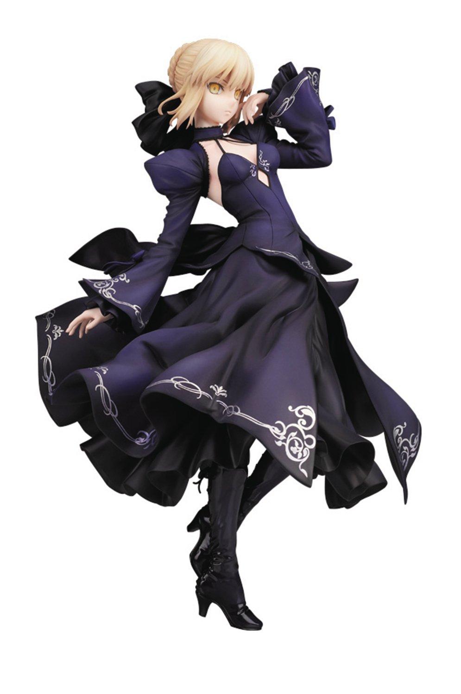 Fate/Grand Order セイバー/アルトリアペンドラゴン[オルタ] ドレスVer. 1/7 完成品フィギュア B01EIXHR14
