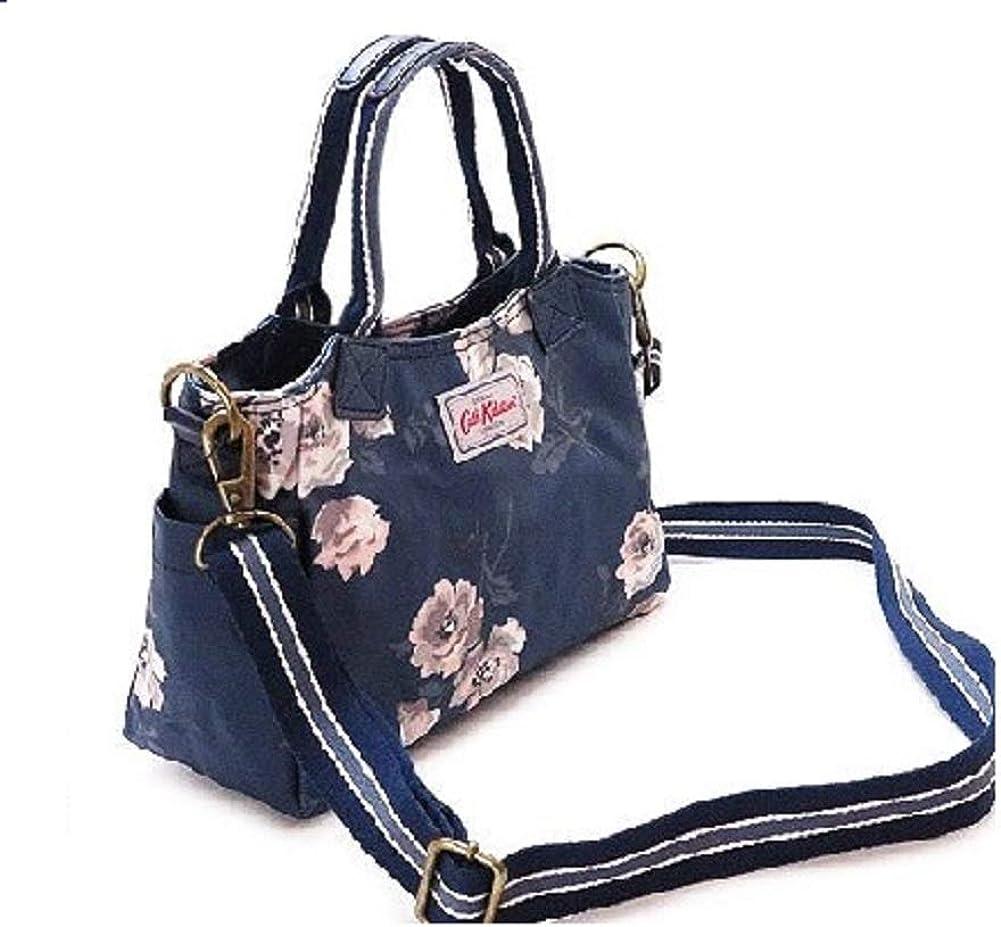 Cath Kidston Mini Day Bag Island Bunch Women's Shoulder Bag Navy Blue 761215