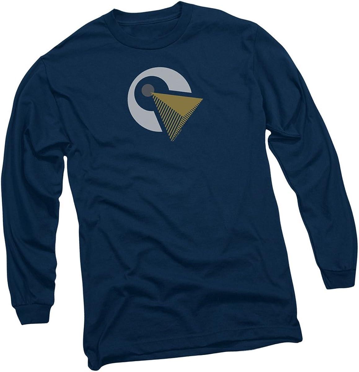Star Trek Vulcan Logo Adult Work Shirt