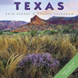 Texas 2018 Calendar: Includes a 2-page Travel Directory for Texas