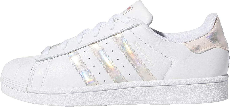 norte águila Decorar  Amazon.com | adidas Superstar Shoes Kids', White, Size 6 | Sneakers