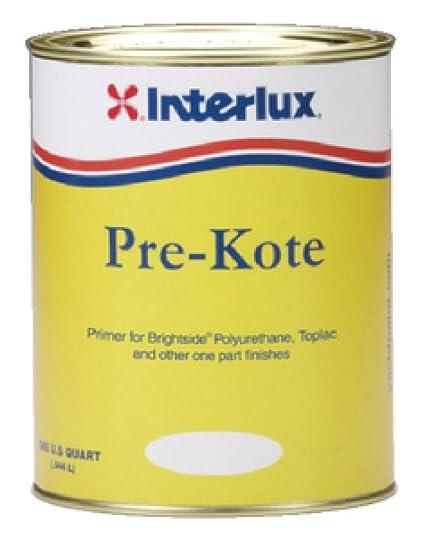 Interlux Y4279/1 Pre-Kote - White, Gallon, 128  Fluid_Ounces