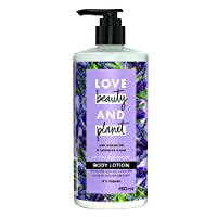 Love Beauty & Planet Argan Oil and Lavender Aroma Soothe and Serene Body Lotion, 400 ml
