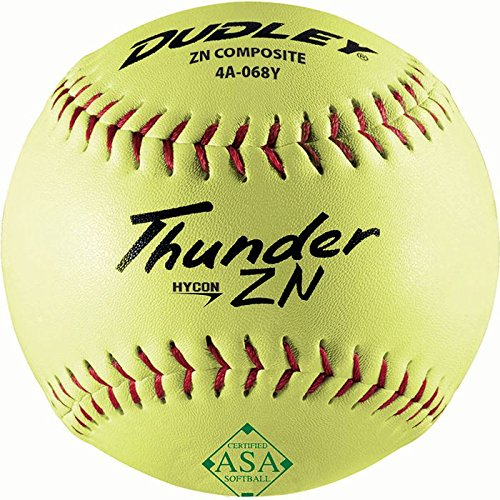 Douglas Dudley 12'' Thunder ZN Hycon ASA Composite Slowpitch Softball by Douglas