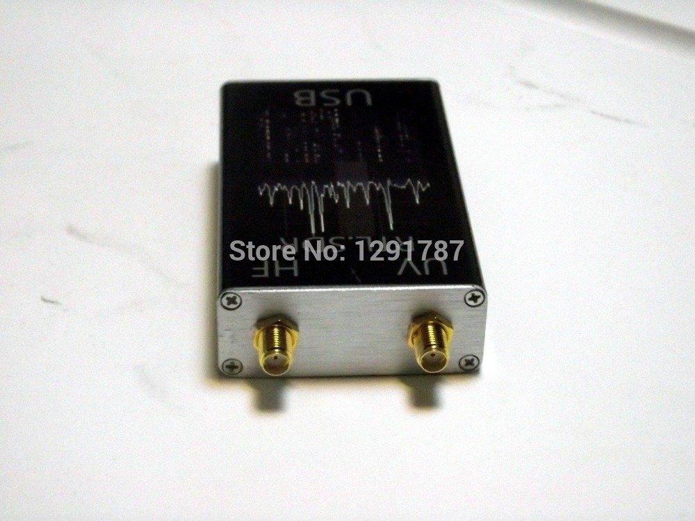 YalinGE 100KHz-1.7GHz Full Band UV HF RTL-SDR USB Tuner Receiver/R820T+8232 Ham Radio