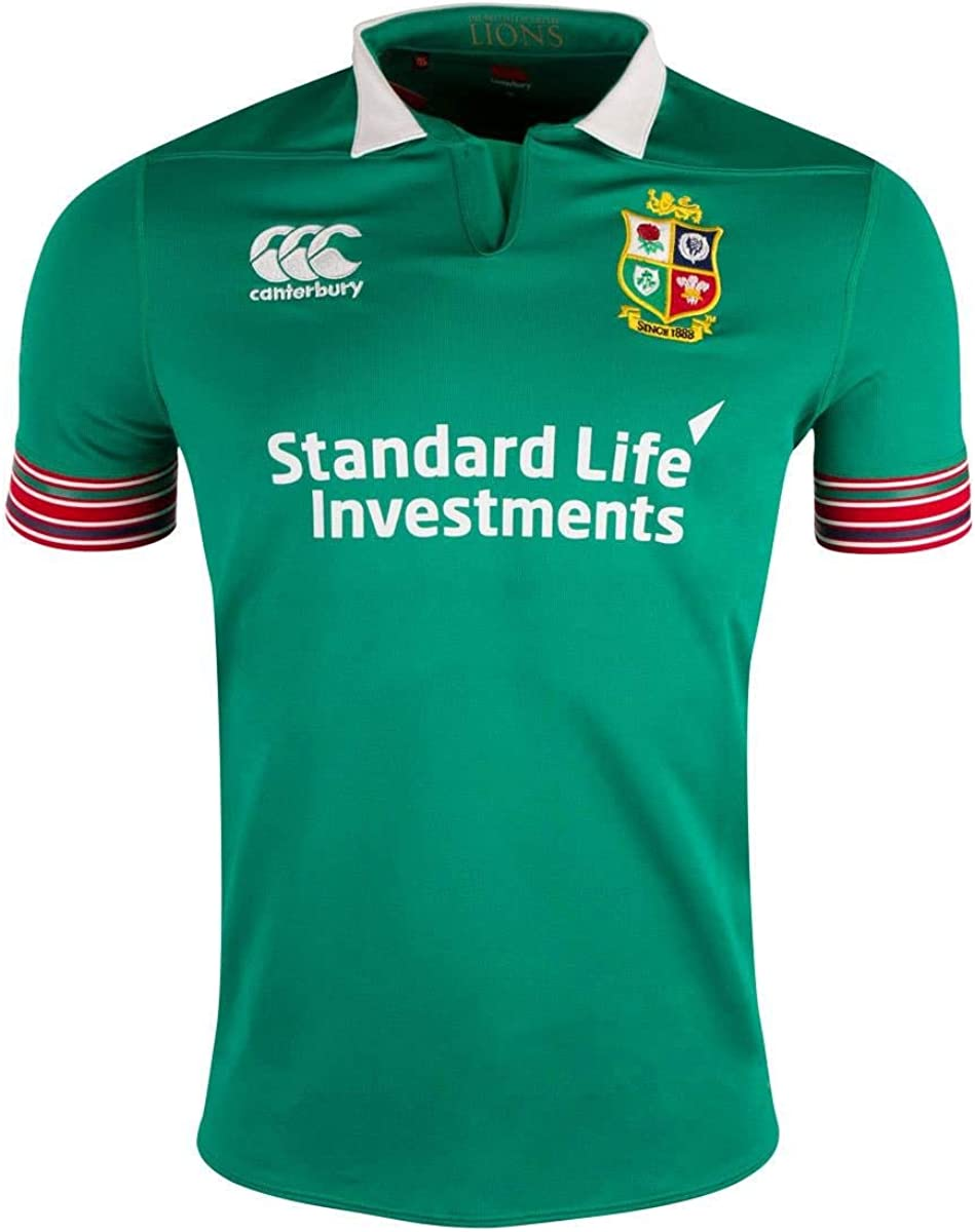 British and Irish Lions Camiseta Deportiva para Hombre Canterbury ...