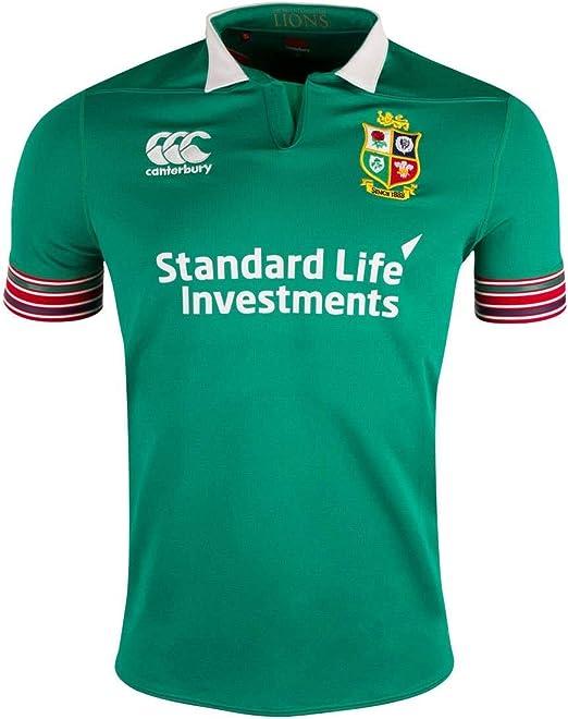 British and Irish Lions Camiseta Deportiva para Hombre Canterbury, Manga Corta, Hombre, Color Boshorous, tamaño Medium: Amazon.es: Ropa y accesorios