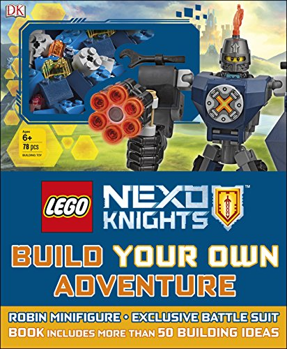 LEGO NEXO KNIGHTS Build Your Own Adventure (LEGO Build Your Own Adventure)