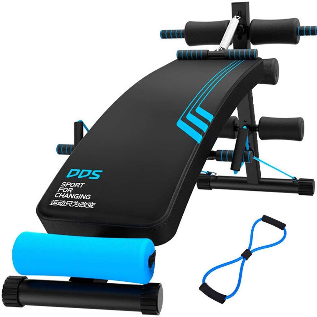 Bauchtrainer Lxn Verstellbares Sit-up-Board für den Haushalt, Multifunktionale Fitnessgeräte