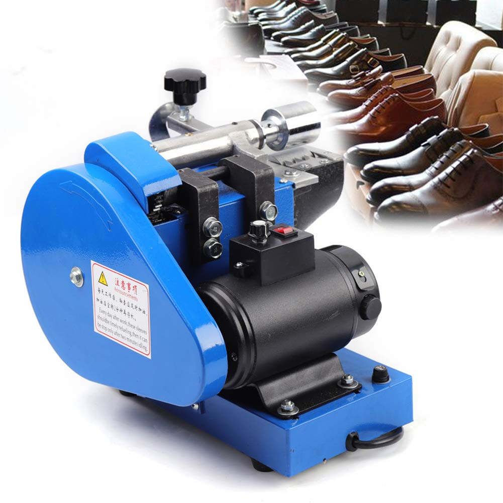 Machine TBVECHI LZ-4CM Powerful Gluing Machine 0-40mm Width Strong Force Glue Gluing Machine for Leather 110V by TBvechi