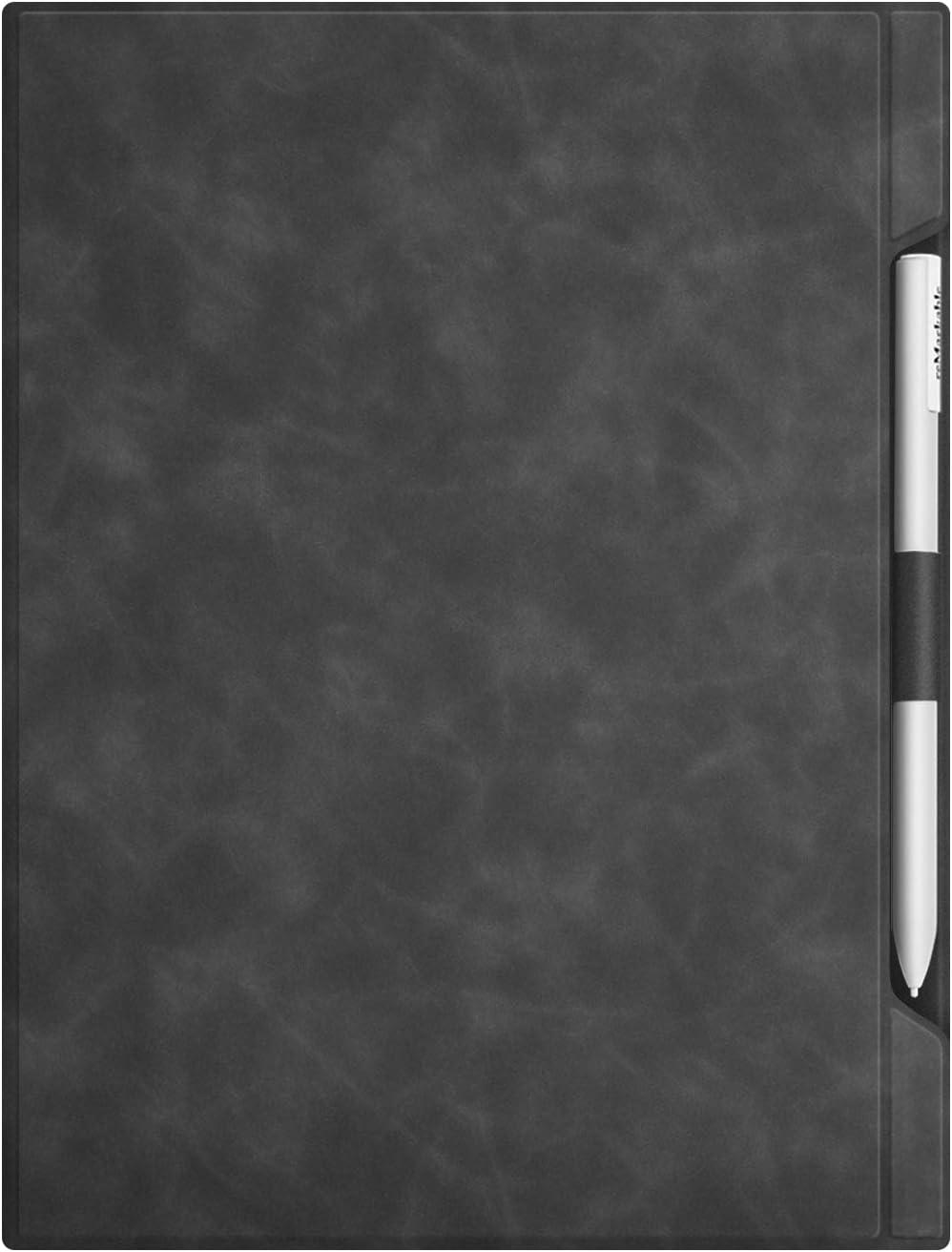OLAIKE Piel táctil sensación de no-Folding Caja para la Tableta de Papel Remarkable 10.3