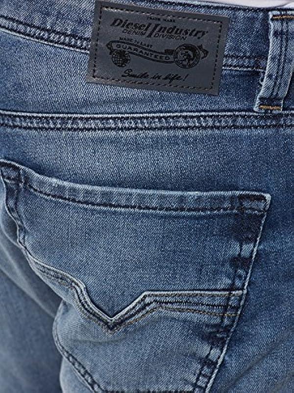 Diesel Straight jeansy męskie: Odzież