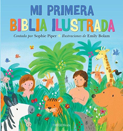 Mi primera Biblia ilustrada / My First Picture Bible