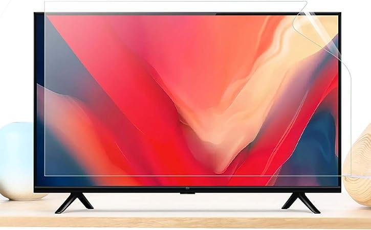 RPOLY 60 Pulgadas Protectora De Pantalla De TV De, Antiazul Filtro TV Protección de Pantalla Antideslumbrante Filtros ProteccióN para Los Ojos para LCD/LED y Plasma HDTV televisor,60inch/1327x749mm: Amazon.es: Hogar