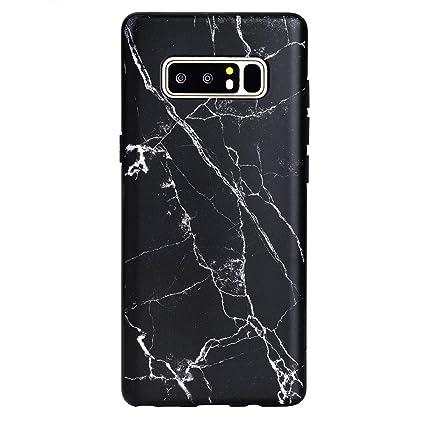 Amazon.com: Funda de terciopelo para Samsung Galaxy Note 8 ...