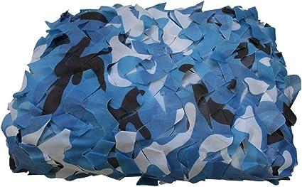 HYFAN Filet de Camouflage oc/éan pour Les aveugles Camping Parasol Chasse tir Militaire