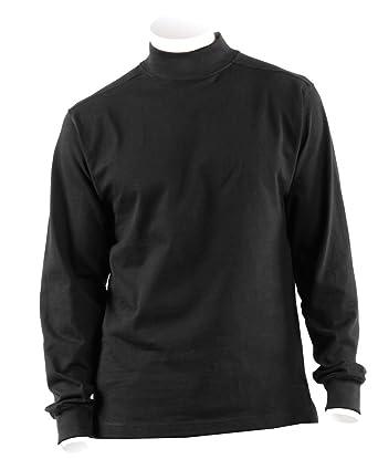 DSCP US Military Thermal Mock Turtleneck Long Sleeve Jersey Shirt ...
