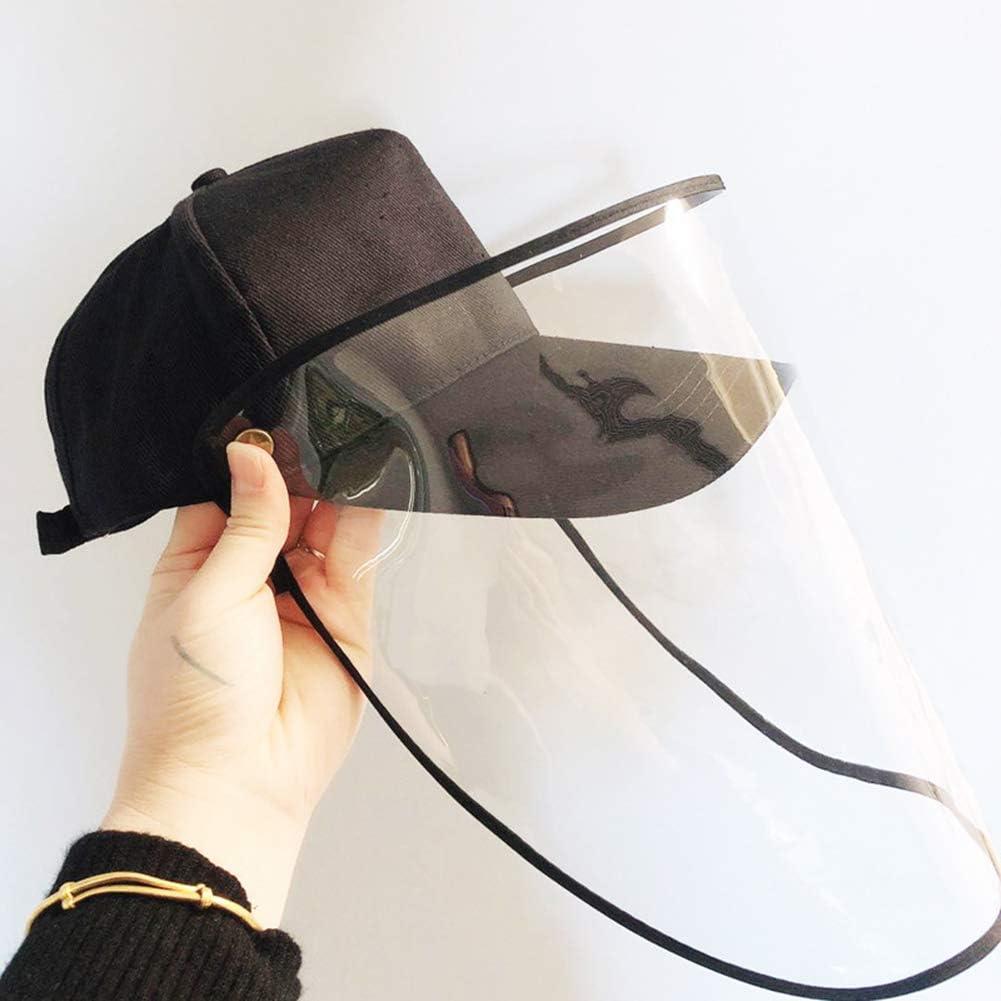 N// A Sombreros de b/éisbol antiniebla Cubierta Protectora extra/íble Gorras de protecci/ón UV Unisex